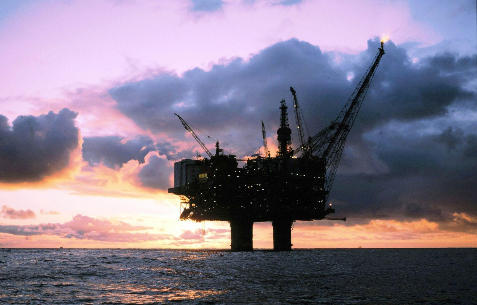 Bassin pétrolier