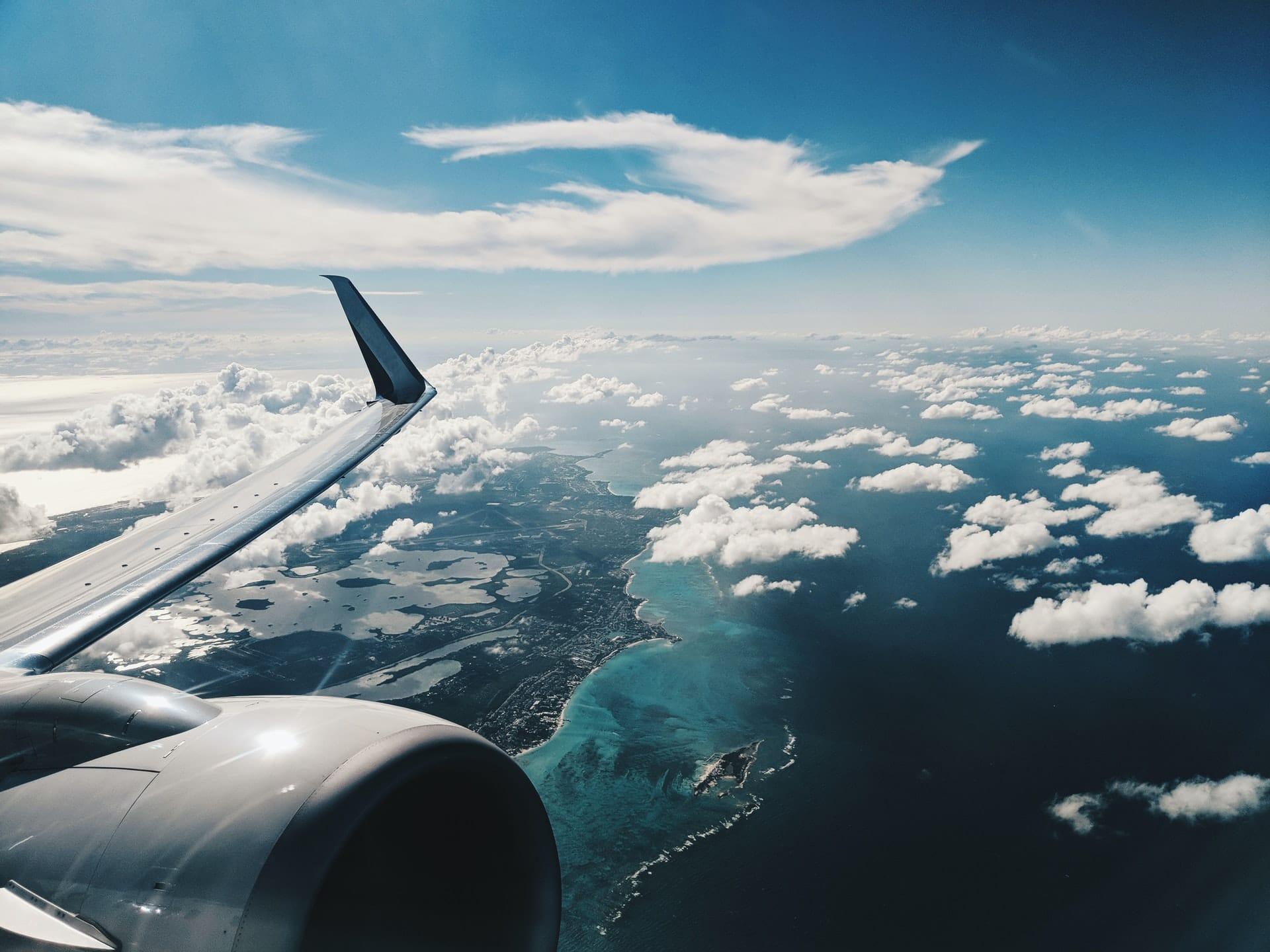 déménagement avion